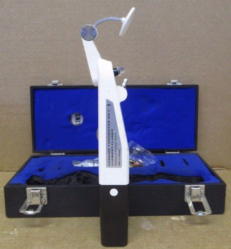 Clement Clarke Perkins Tonometer MK2 / Tono Pen with Spare Batteries and Case